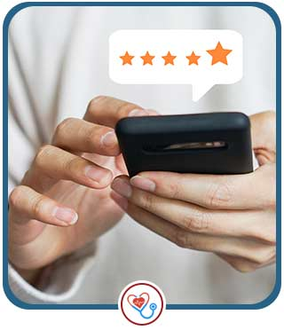 Patient Reviews - Coastal Primary Care and Wellness in  Berlin, MD